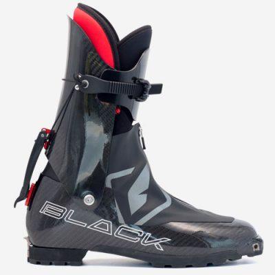 Black Snowboard Pierre Gignoux Carbon Ski Boots