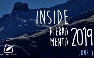 Pierra Menta 2019 Day 1