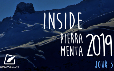 Pierra Menta 2019 Day 3