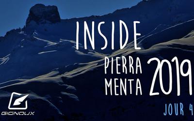 Pierra Menta 2019 résumé 4 ème étape