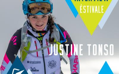 Interview estivale avec Justine Tonso