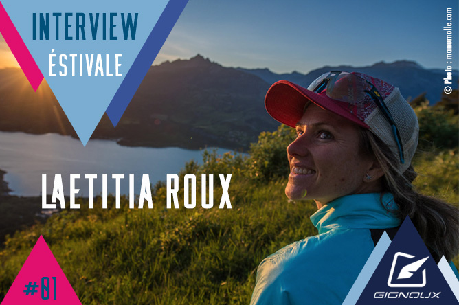 Summer interview with Laeticia Roux