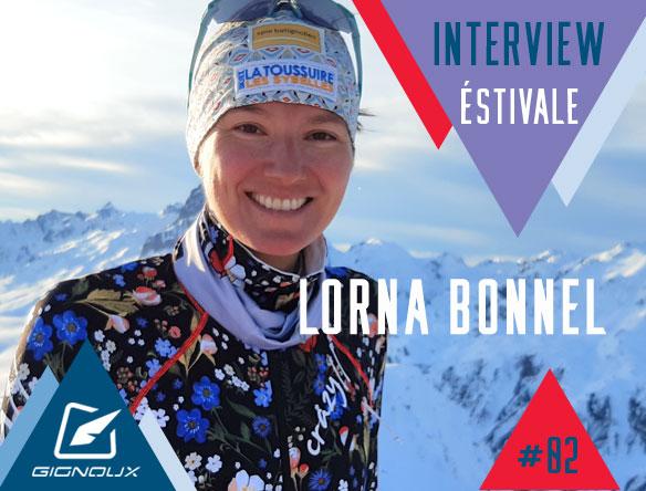 Interview estivale avec Lorna Bonnel