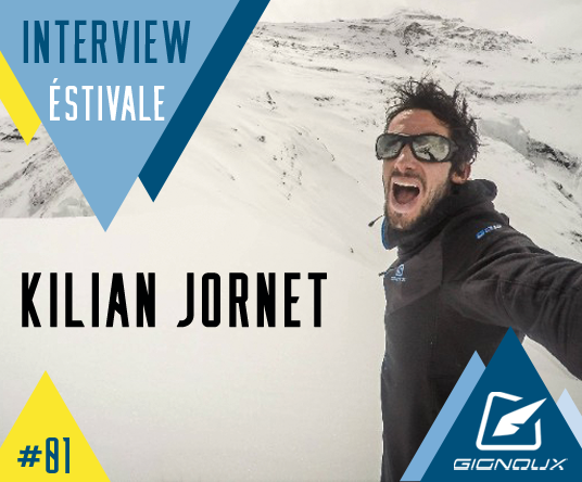 Summer interview with Kilian Jornet