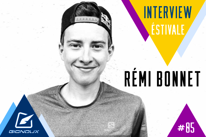 Summer interview with Rémi Bonnet